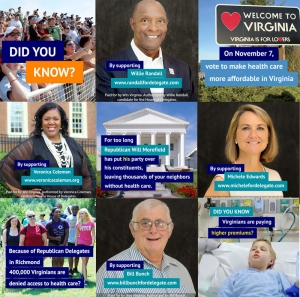 Scalable Social Video For Win Virginia